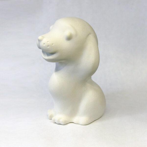 Гипсовая фигурка Собачка для раскрашивания от ТМ Гипсики