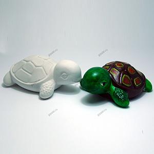 Гипсовая фигурка для раскрашивания Черепаха от ТМ Гипсики