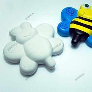 Гипсовая фигурка для раскрашивания Пчелка от ТМ Гипсики