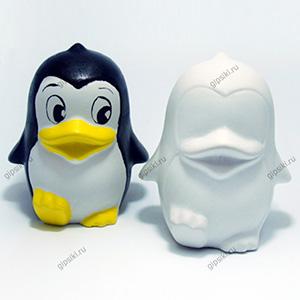 Гипсовая фигурка для раскрашивания Пингвин от ТМ Гипсики