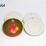 Елочная игрушка для росписи Шарик в Магазине Гипсики
