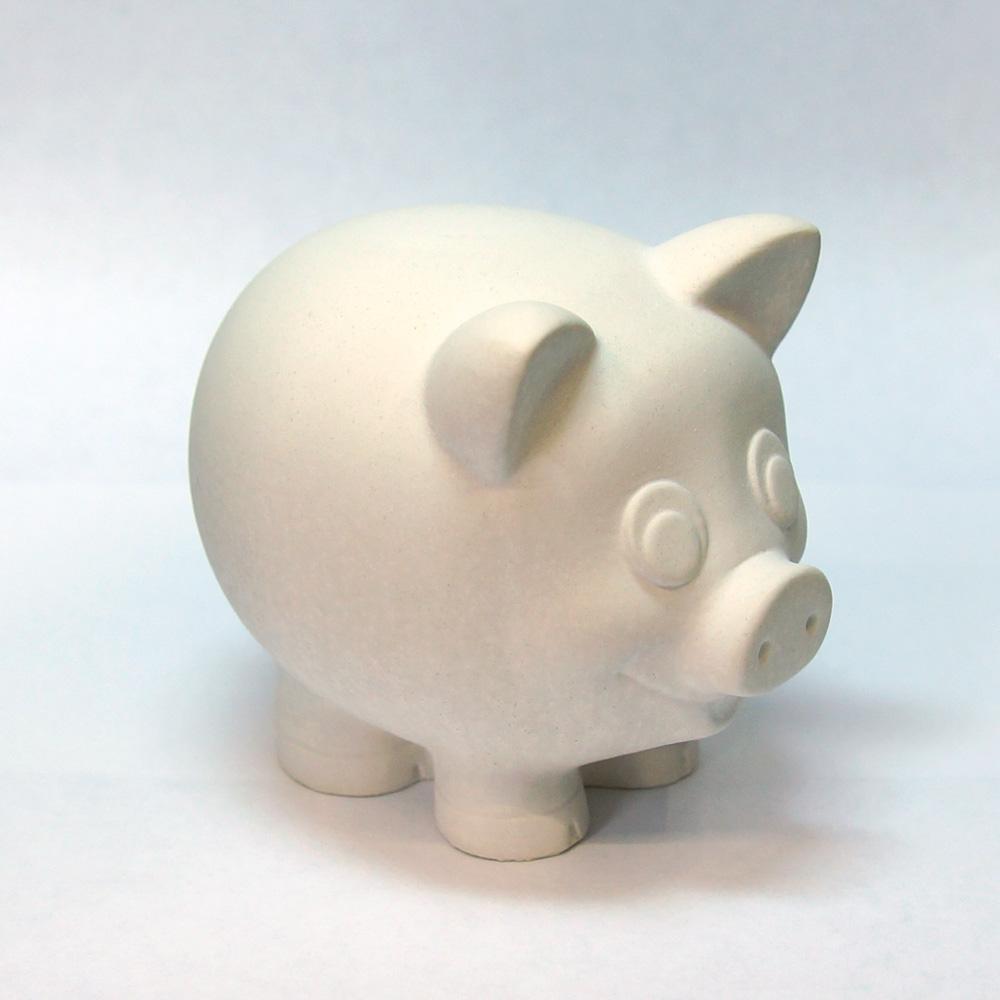 Гипсовая фигурка для раскрашивания Свинка от ТМ Гипсики