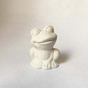 Гипсовая фигурка для раскрашивания Лягушка